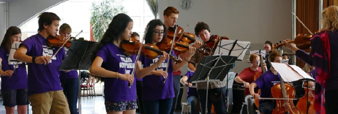 MBYS members tour Finland with North Stars Chamber Orchestra